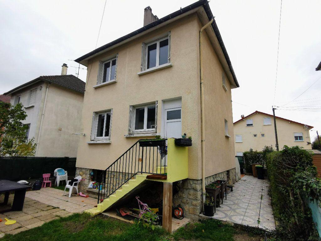Maison à vendre 4 66.36m2 à Ermont vignette-1