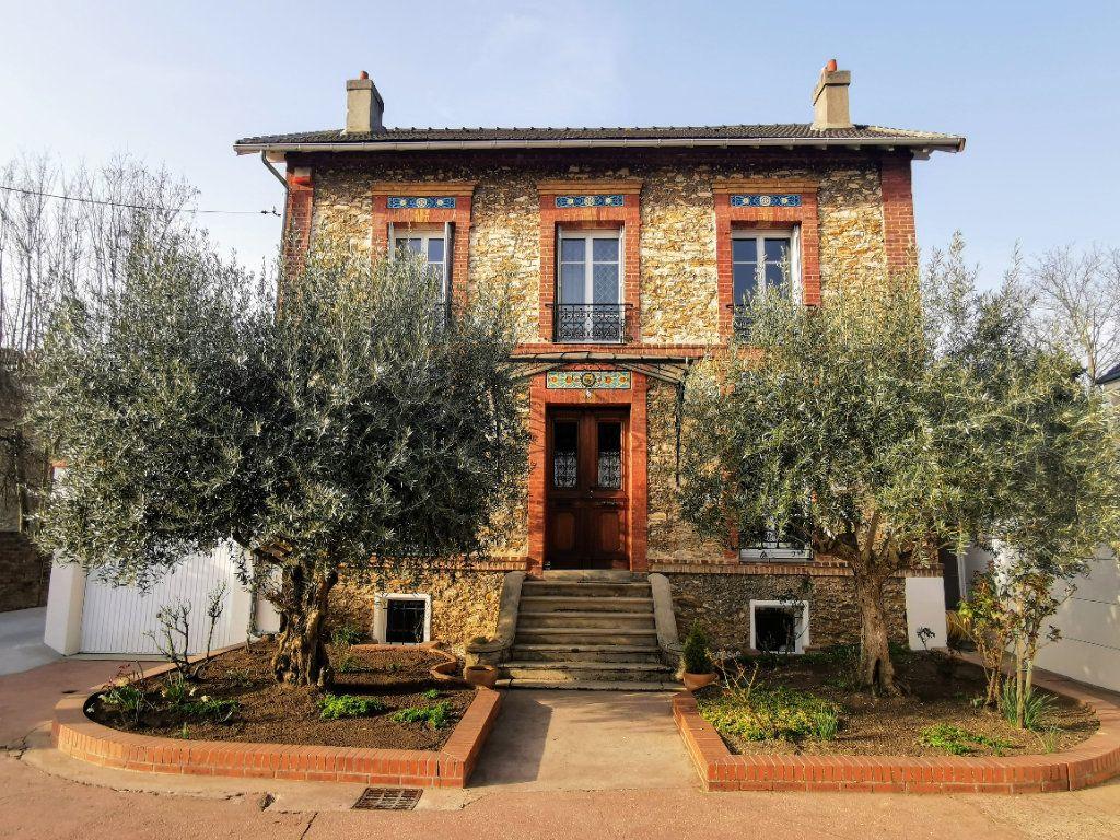 Maison à vendre 8 200m2 à Ermont vignette-1