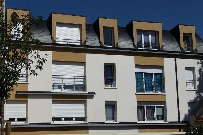 Appartement à louer 2 42m2 à Le Plessis-Bouchard vignette-1