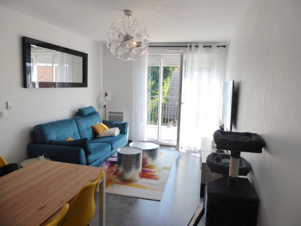 Appartement à vendre 2 40.49m2 à Le Plessis-Bouchard vignette-1