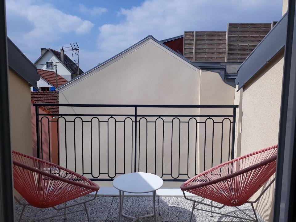 Appartement à louer 1 37.05m2 à Saint-Leu-la-Forêt vignette-4