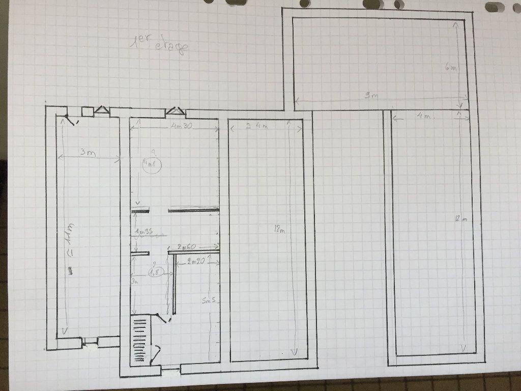 Maison à vendre 6 155.14m2 à Aubepierre-sur-Aube plan-2