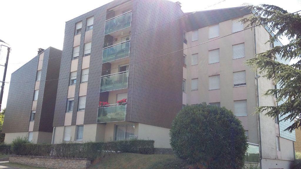 Appartement à louer 1 28m2 à Chaumont vignette-1