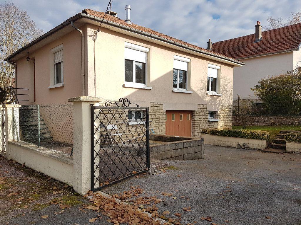 Maison à vendre 5 77m2 à Chaumont vignette-1