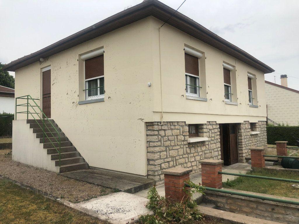 Maison à vendre 5 87m2 à Doulaincourt-Saucourt vignette-1