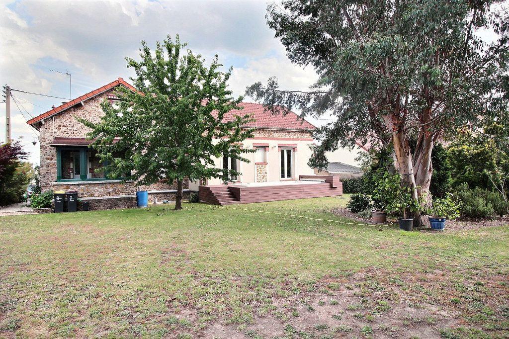 Maison à vendre 7 160m2 à Savigny-sur-Orge vignette-2