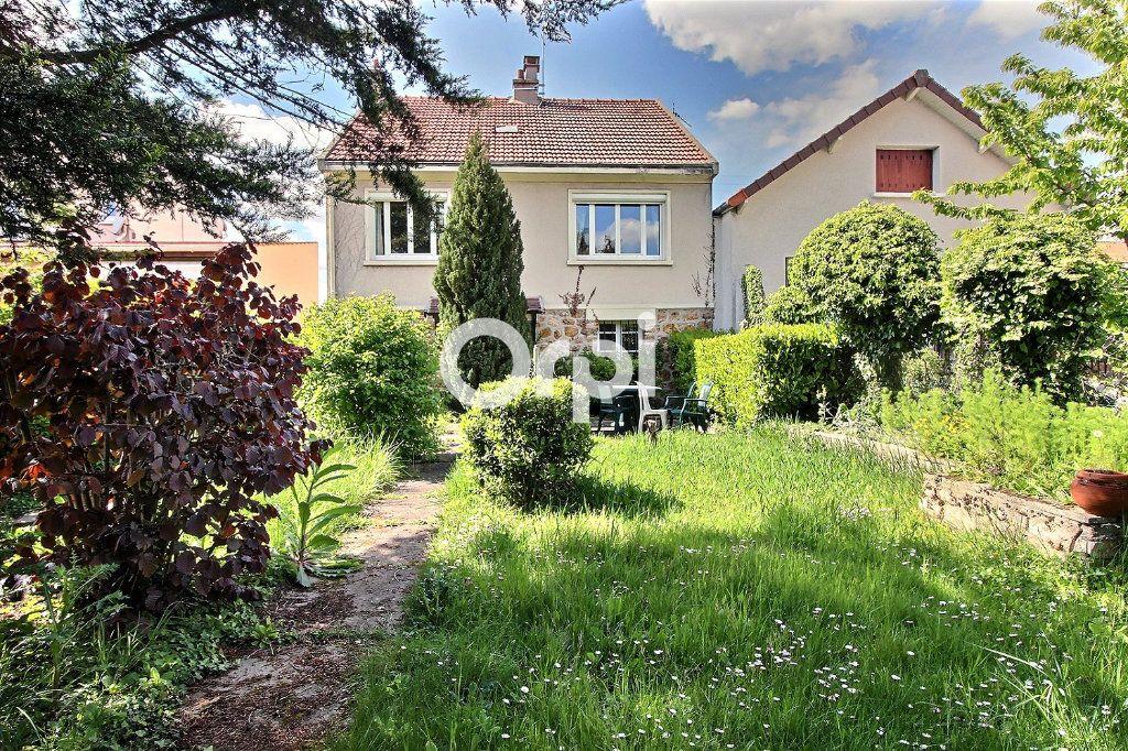 Maison à vendre 3 63m2 à Juvisy-sur-Orge vignette-1