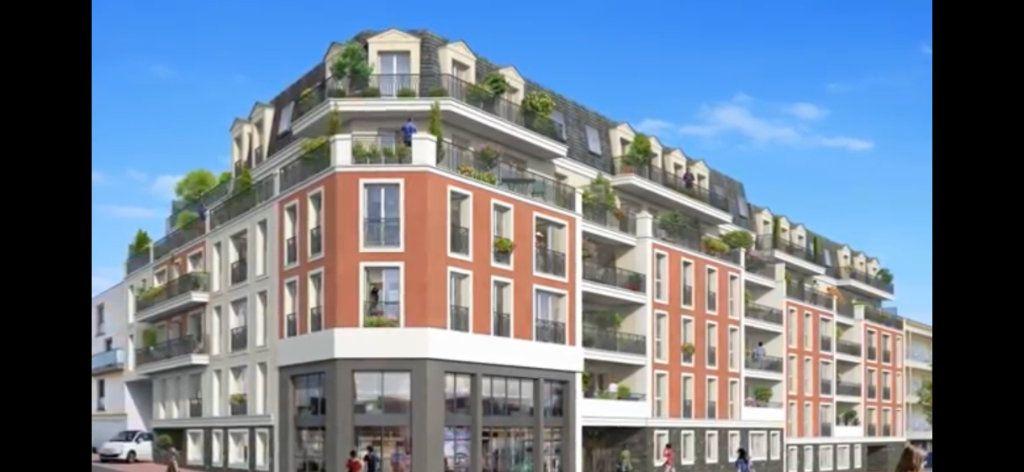 Appartement à vendre 4 77m2 à Savigny-sur-Orge vignette-1