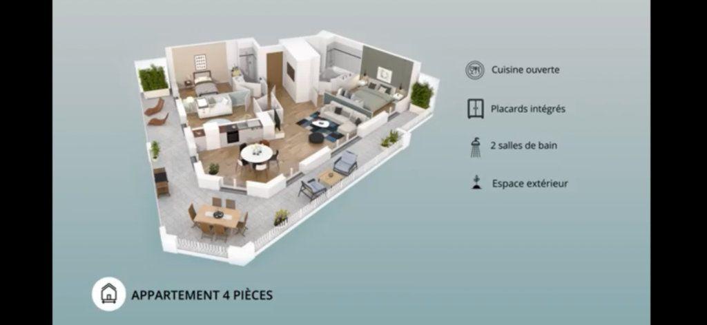 Appartement à vendre 4 77m2 à Savigny-sur-Orge vignette-2