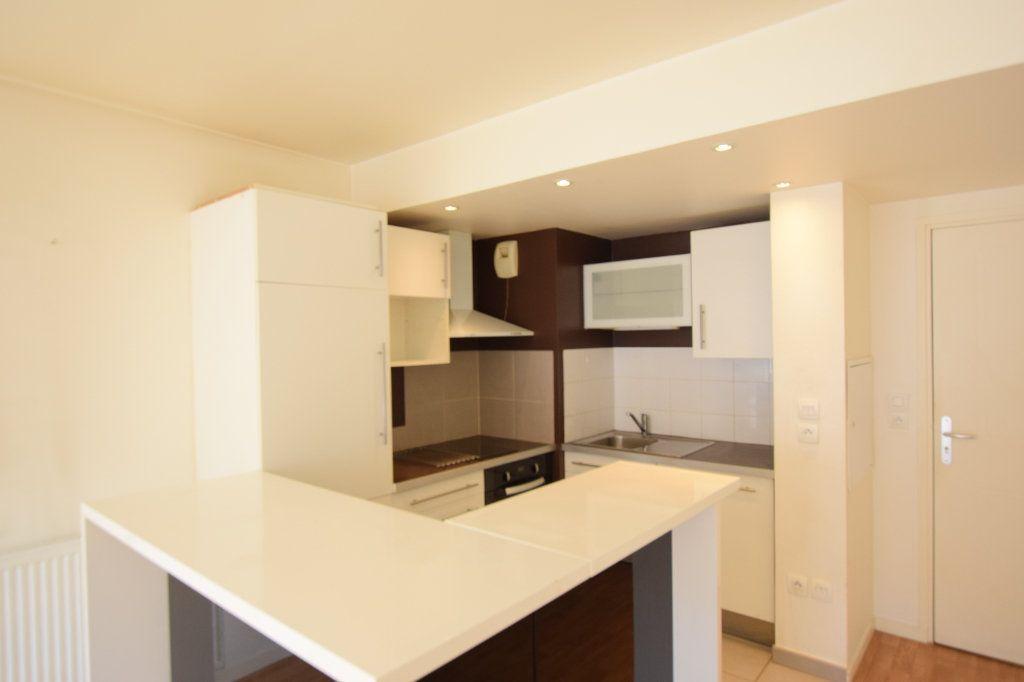 Appartement à louer 2 39.52m2 à Morangis vignette-1