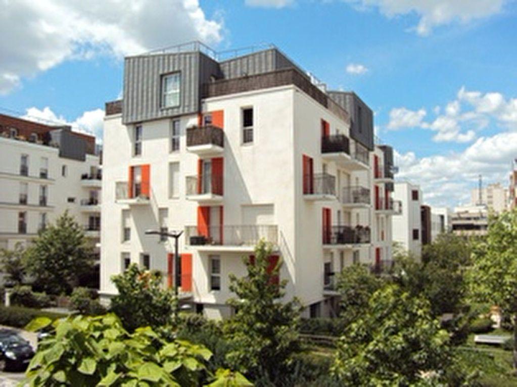 Appartement à louer 3 53.24m2 à Massy vignette-1