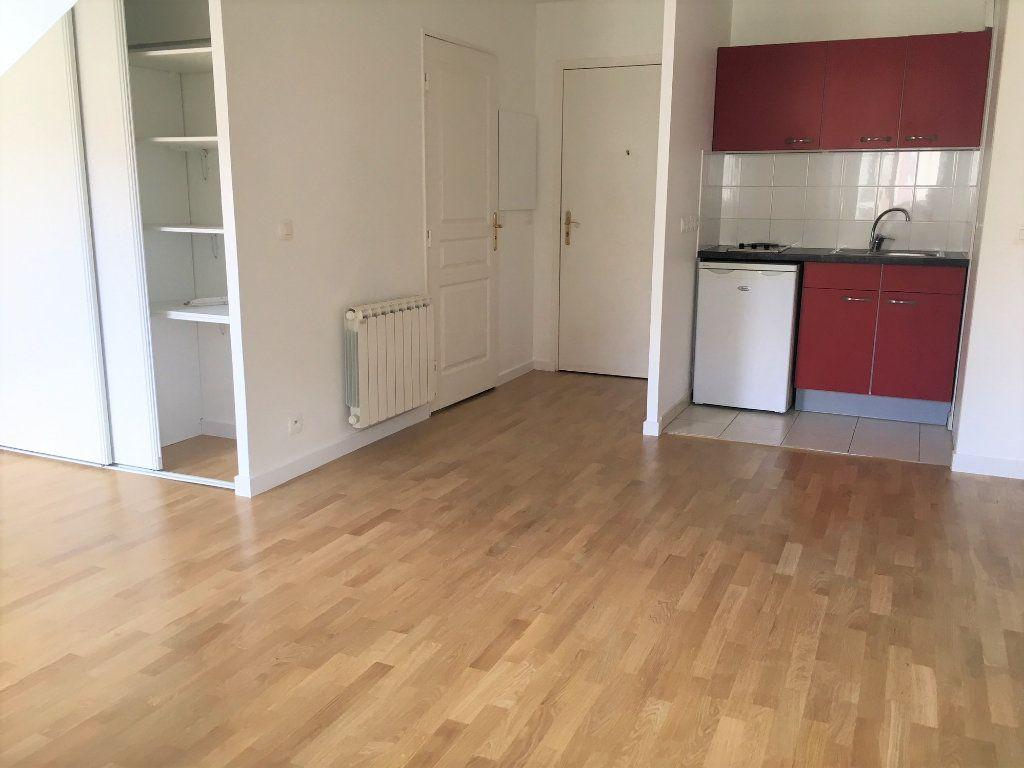 Appartement à louer 1 24.85m2 à Wissous vignette-2