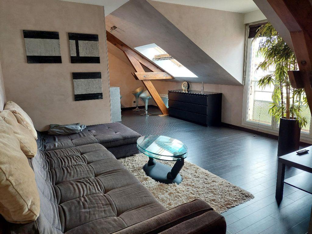 Appartement à louer 2 39.75m2 à Massy vignette-1