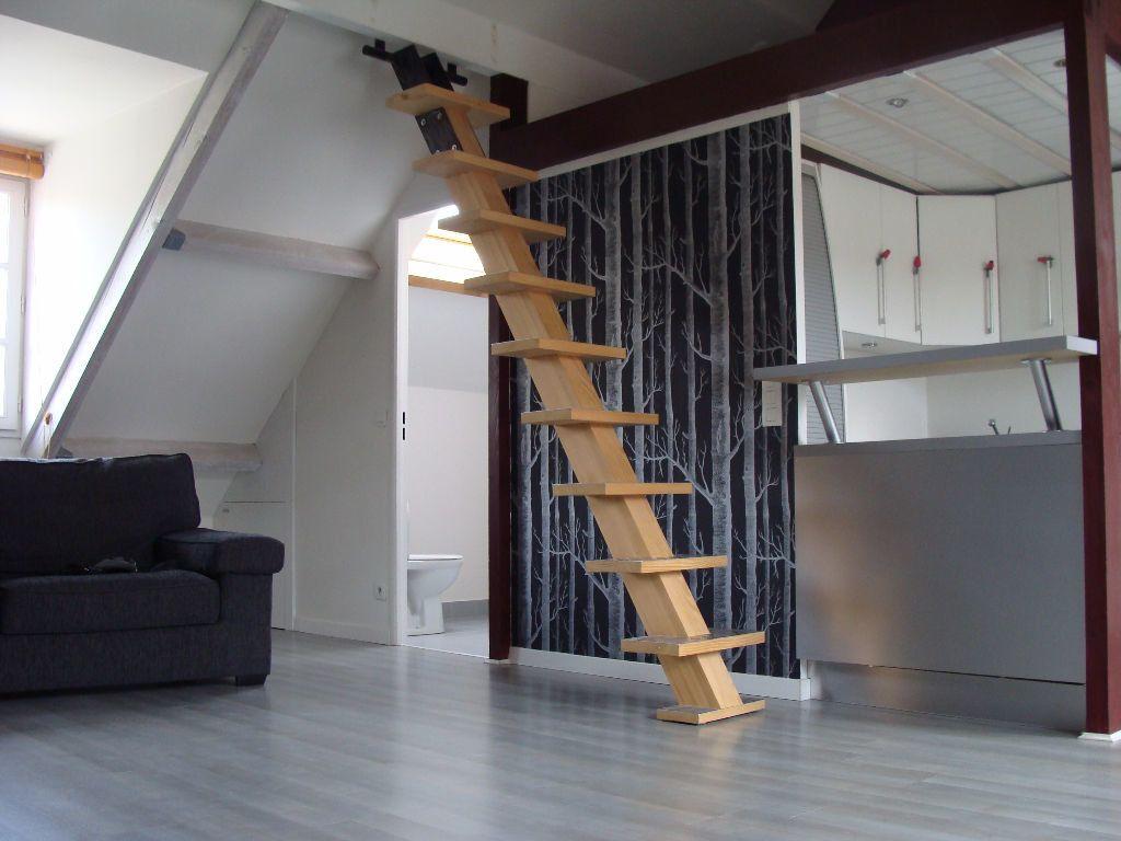 Appartement à louer 1 30.55m2 à Massy vignette-1