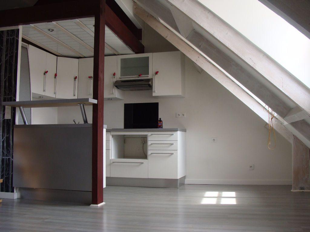 Appartement à louer 1 30.55m2 à Massy vignette-2