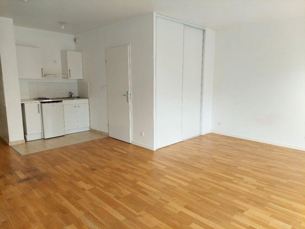 Appartement à louer 1 36.95m2 à Massy vignette-2