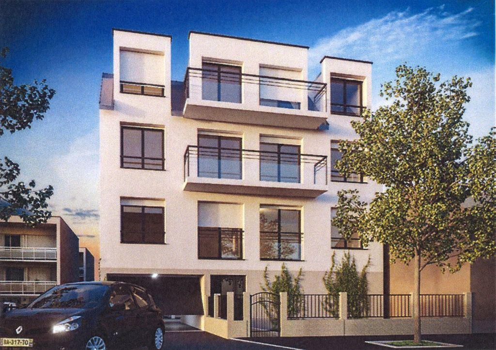 Appartement à louer 3 64.84m2 à Antony vignette-2