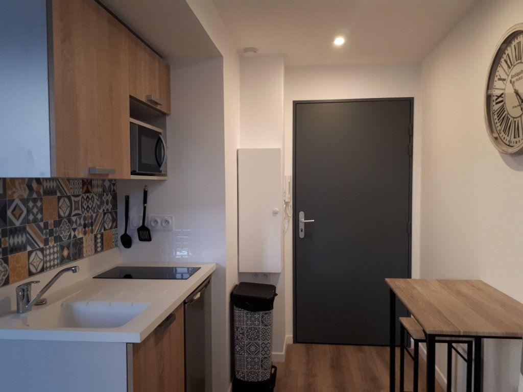 Appartement à louer 1 21.25m2 à Massy vignette-1