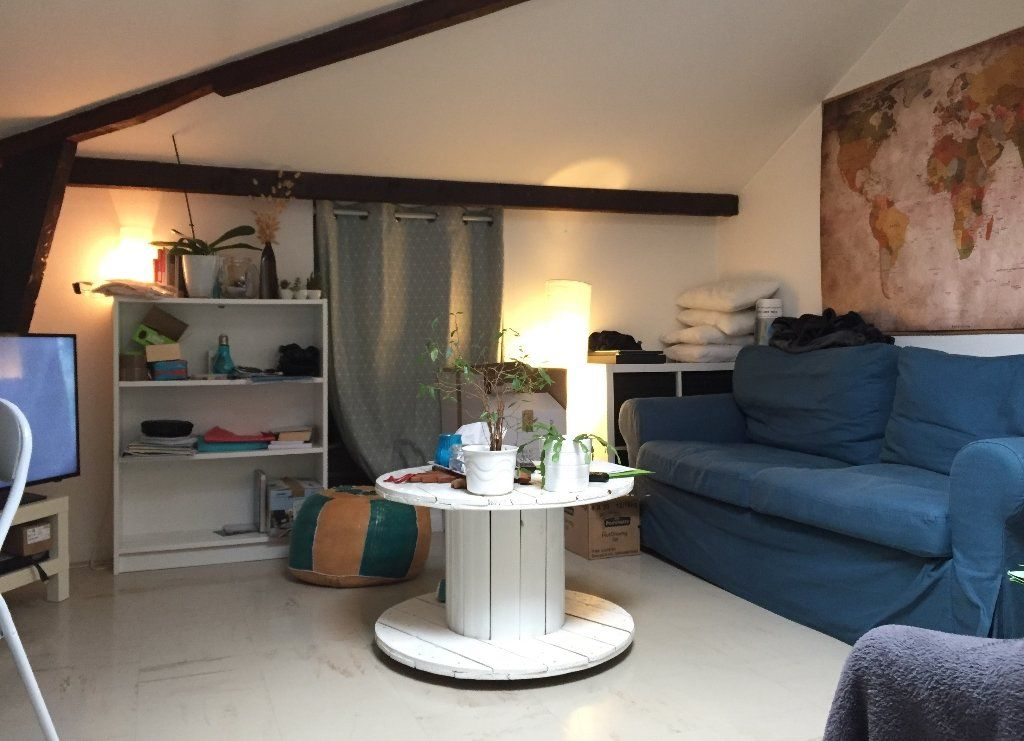 Appartement à louer 1 19.09m2 à Palaiseau vignette-1