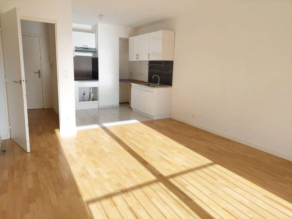 Appartement à louer 2 46.08m2 à Massy vignette-1