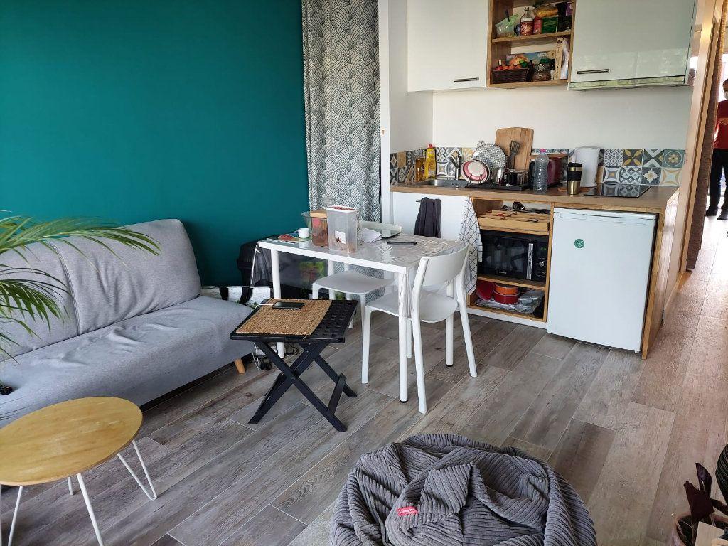 Appartement à louer 1 29.17m2 à Palaiseau vignette-1