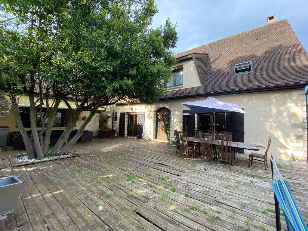 Maison à vendre 10 350m2 à Villecresnes vignette-2