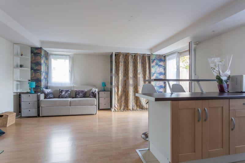Appartement à louer 1 32.38m2 à Boussy-Saint-Antoine vignette-1