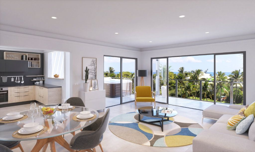 Appartement à vendre 3 114.8m2 à Saint-François vignette-4
