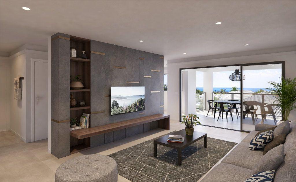 Appartement à vendre 3 49.3m2 à Saint-François vignette-1