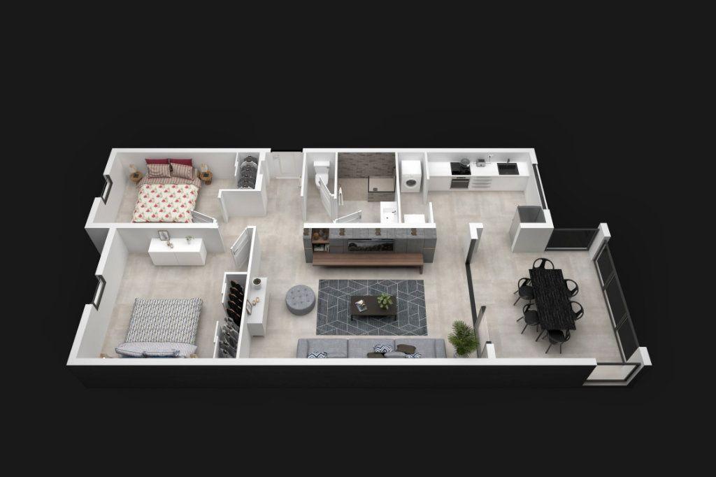 Appartement à vendre 3 49.3m2 à Saint-François vignette-3