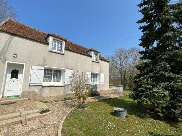 Maison à vendre 3 140m2 à Abbéville-la-Rivière vignette-1