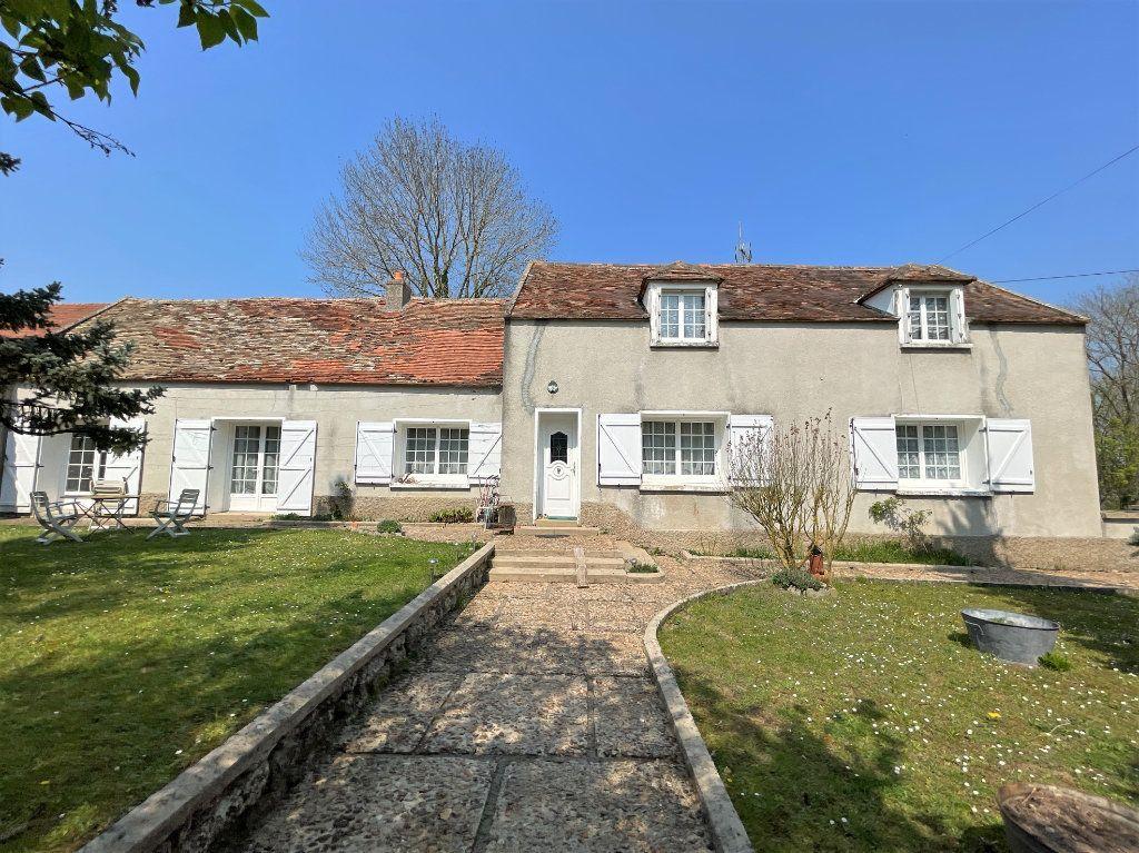 Maison à vendre 8 210m2 à Abbéville-la-Rivière vignette-1