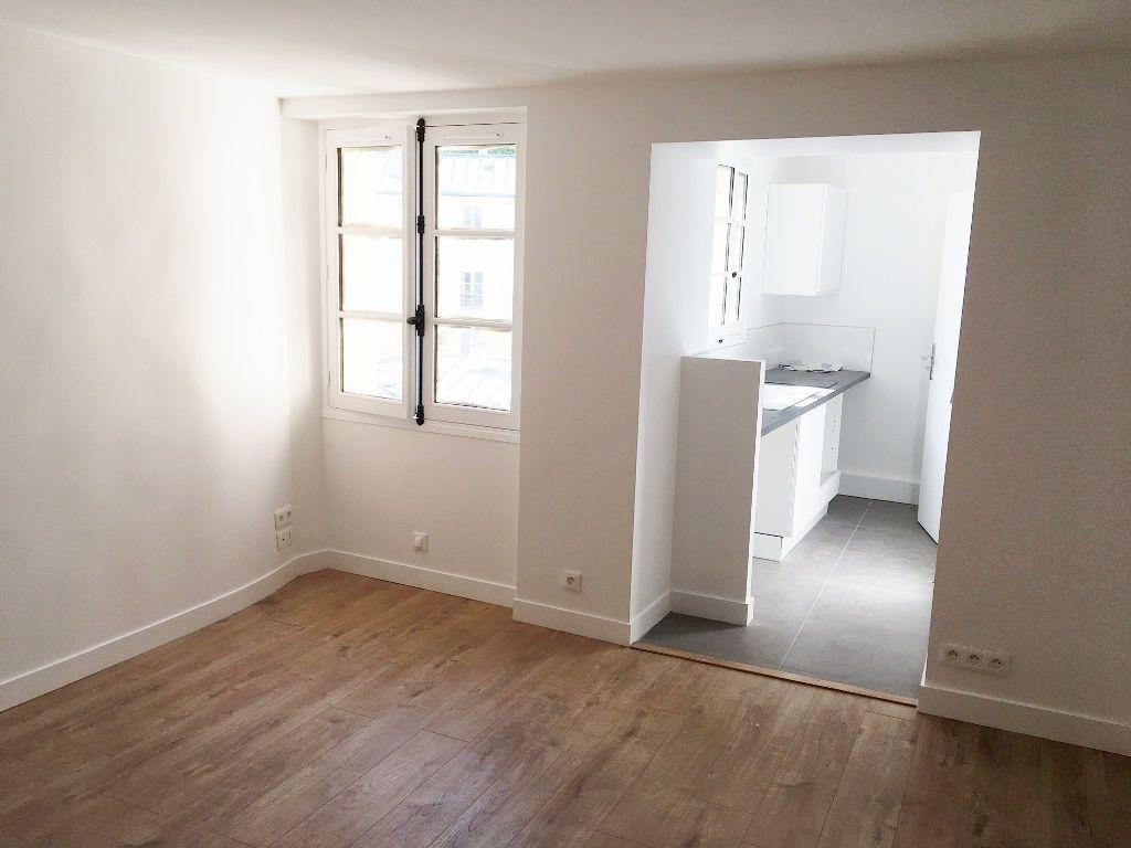 Appartement à louer 1 21.12m2 à Versailles vignette-1