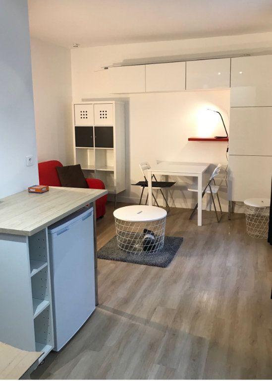 Appartement à louer 1 17m2 à Paris 11 vignette-1