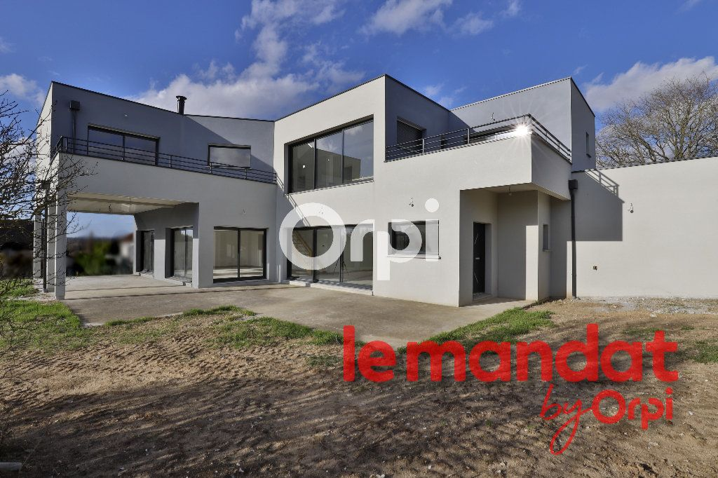 Maison à vendre 8 260m2 à Saint-Martin-la-Garenne vignette-1