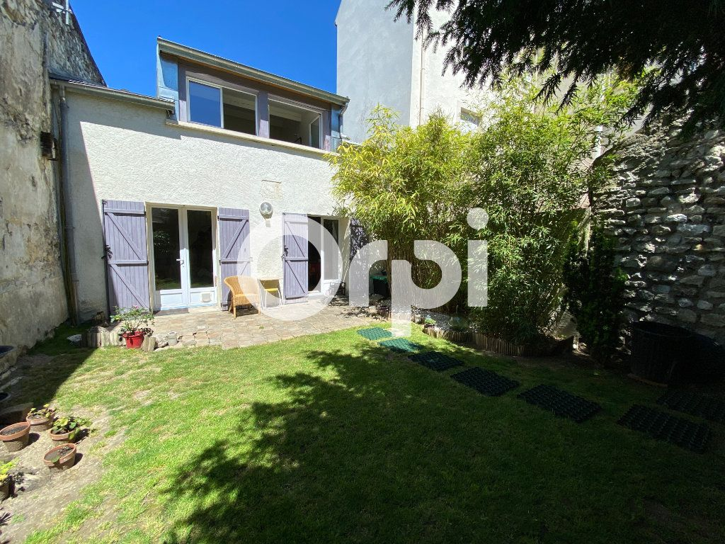 Maison à vendre 4 80m2 à Mantes-la-Jolie vignette-1