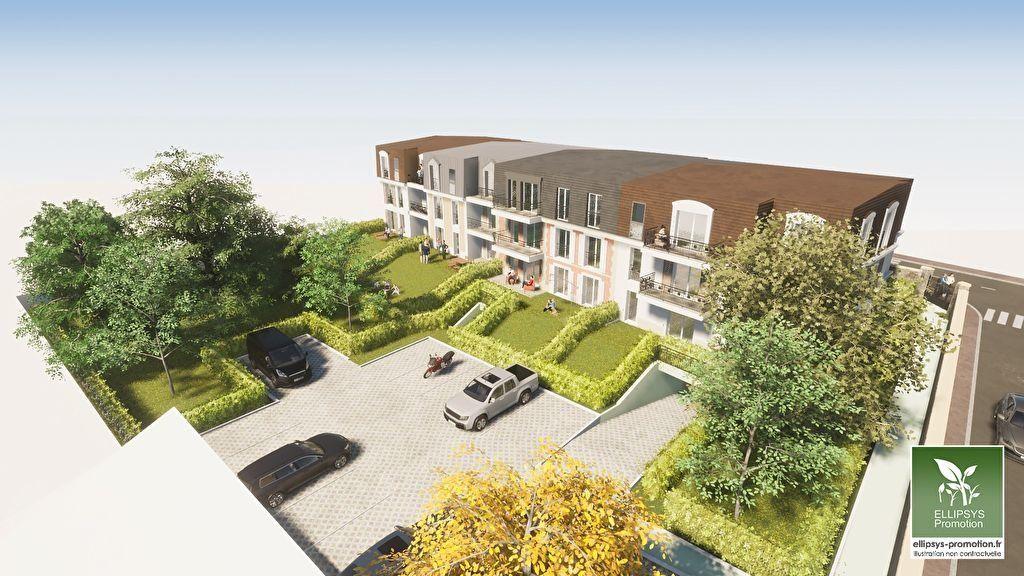 Appartement à vendre 3 57m2 à Le Mesnil-le-Roi vignette-3