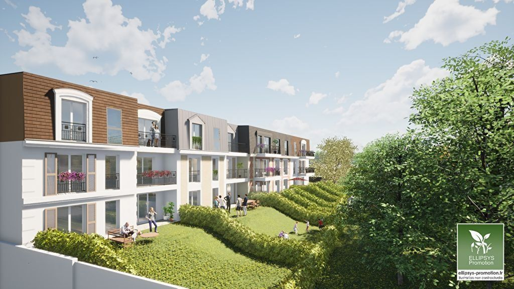 Appartement à vendre 3 60.7m2 à Le Mesnil-le-Roi vignette-2
