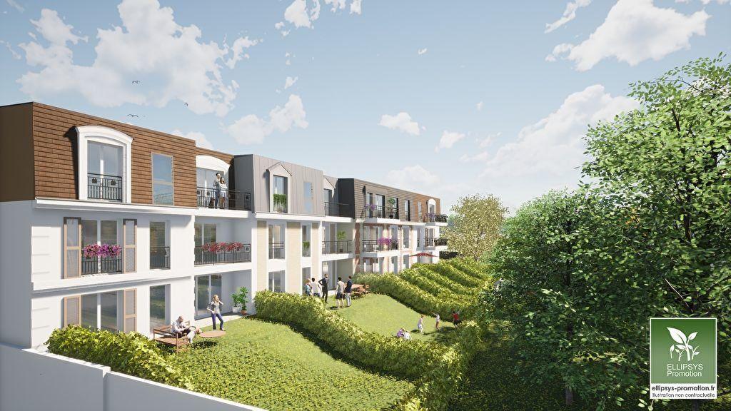 Appartement à vendre 2 43.3m2 à Le Mesnil-le-Roi vignette-2