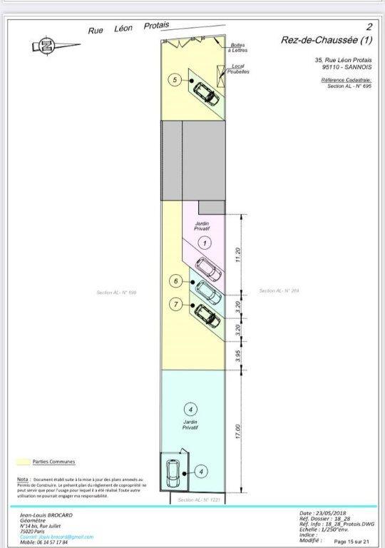 Appartement à vendre 3 46.85m2 à Sannois vignette-6