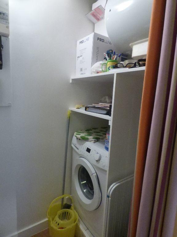 Appartement à louer 1 16.41m2 à Paris 17 vignette-5