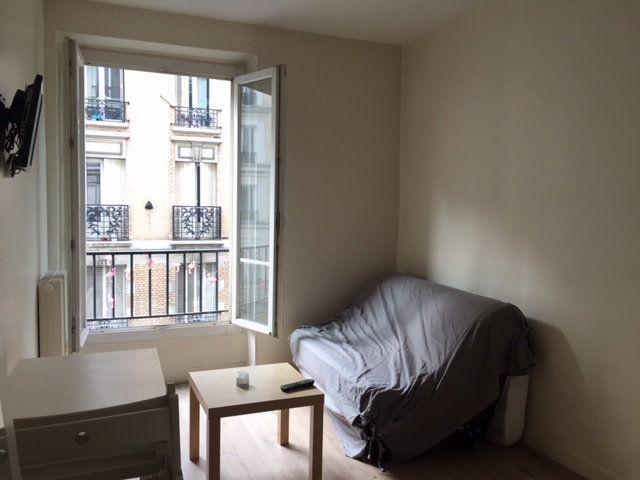 Appartement à louer 1 14.43m2 à Paris 17 vignette-1