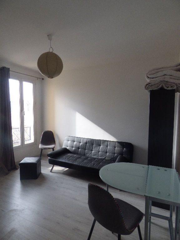Appartement à louer 1 16.6m2 à Paris 18 vignette-3