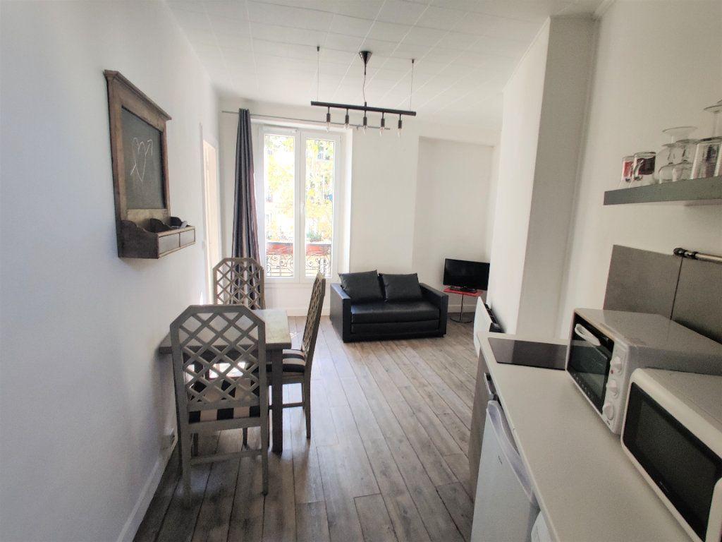 Appartement à vendre 2 28.01m2 à Paris 17 vignette-1