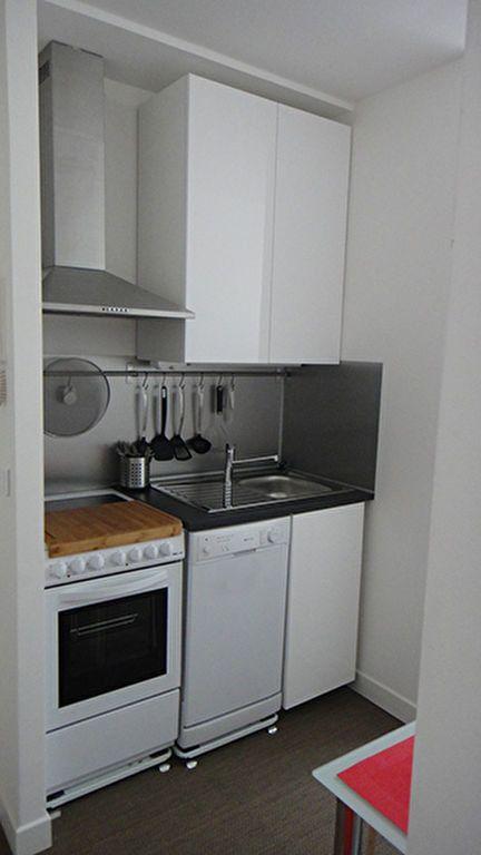 Appartement à louer 1 32.02m2 à Paris 17 vignette-4