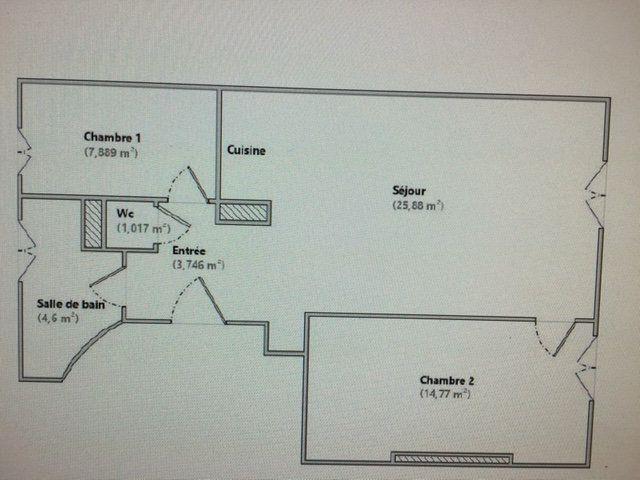 Appartement à louer 3 58m2 à Paris 10 vignette-2