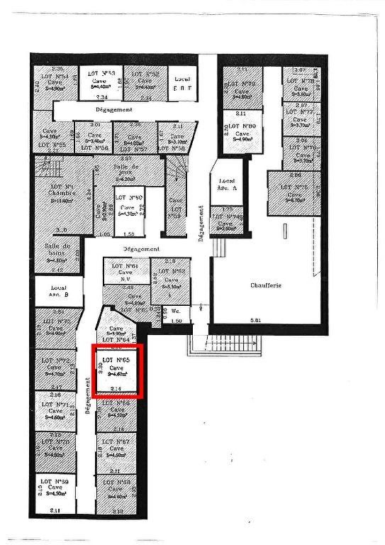 Appartement à vendre 2 61.54m2 à Paris 17 vignette-10