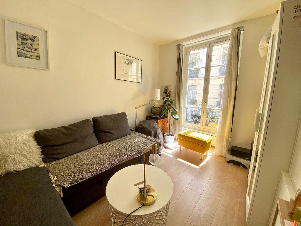 Appartement à vendre 1 17.09m2 à Paris 18 vignette-1