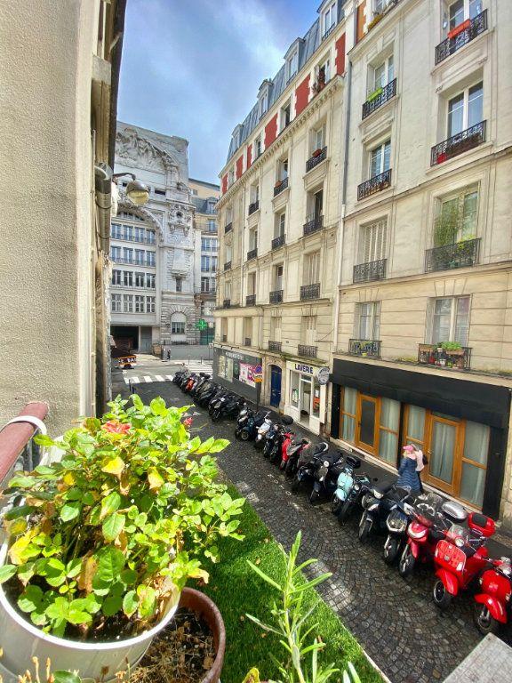 Appartement à vendre 1 17.09m2 à Paris 18 vignette-3