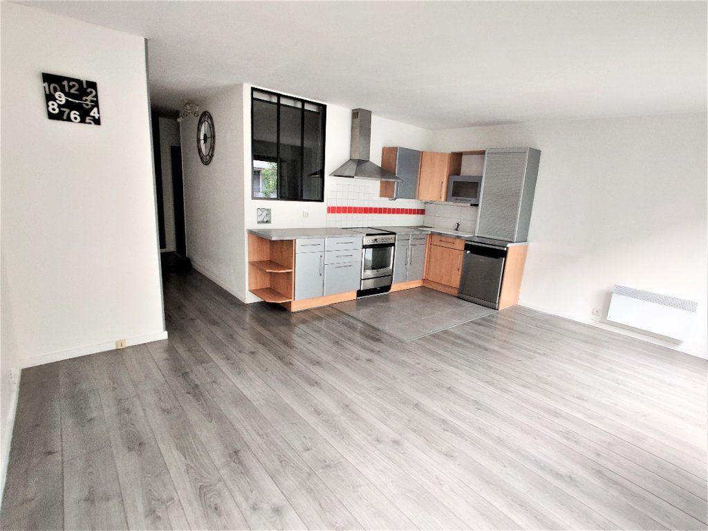 Appartement à vendre 2 42.77m2 à Paris 17 vignette-1